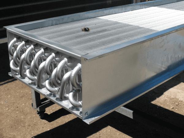 scambiatore calore industriale
