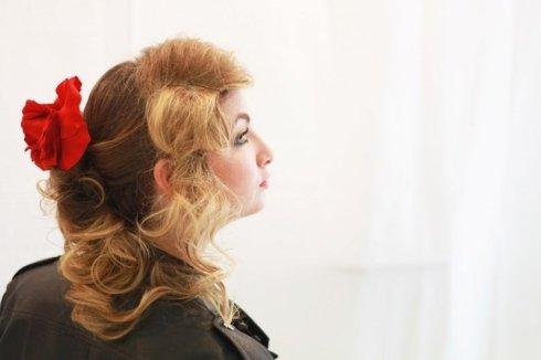 capelli mossi donna