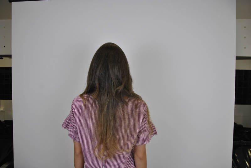 capelli castani con riflessi biondi