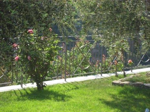 Ringhiere per giardini