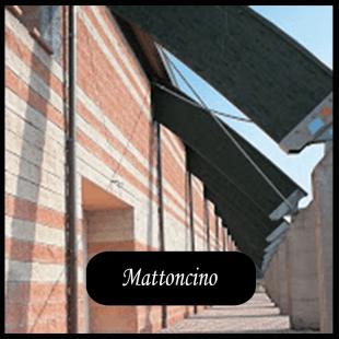 villetta con pavimentazione tipo MATTONCINO