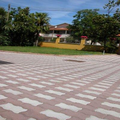pavimentazione tipo ONDA