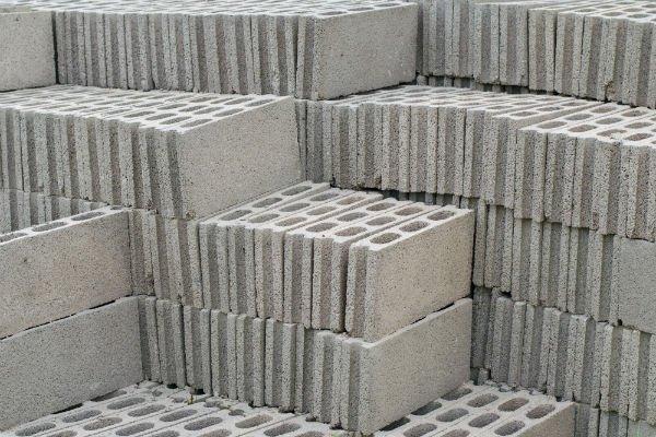 blocchi di cemento per pavimentazioni