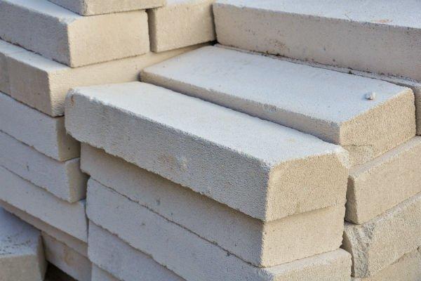 prodotti di cemento per lastricati