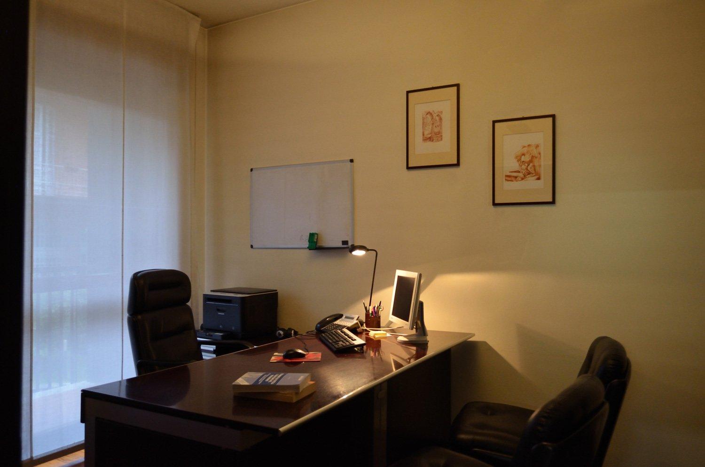 Entrata dello studio per consulenza fiscale a Carate Brianza