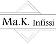 MA.K. INFISSI - Logo
