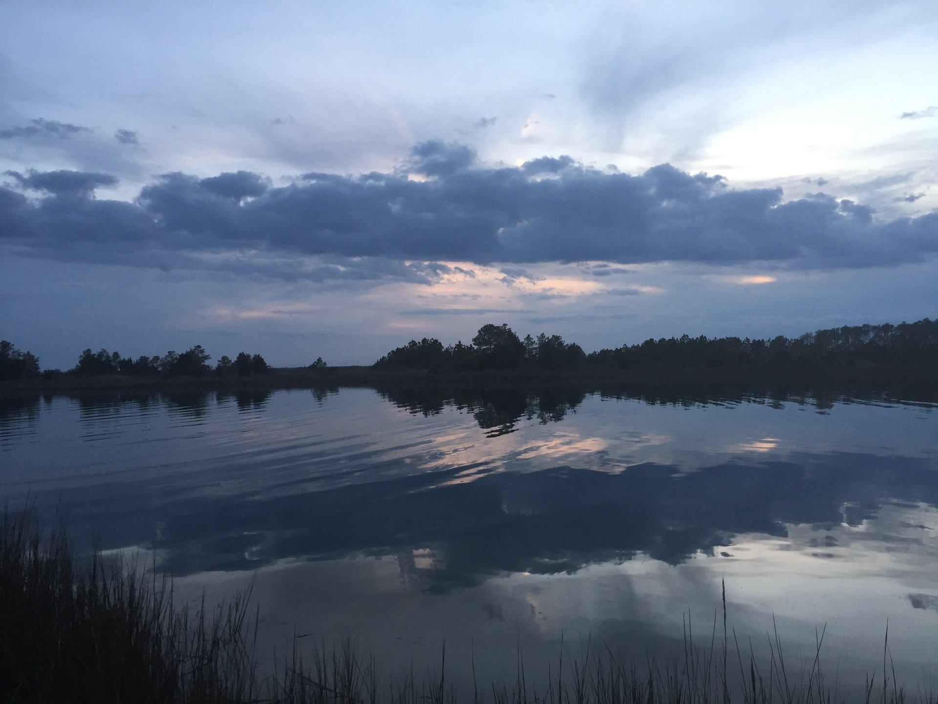 Mirta Martin's photograph of a lake