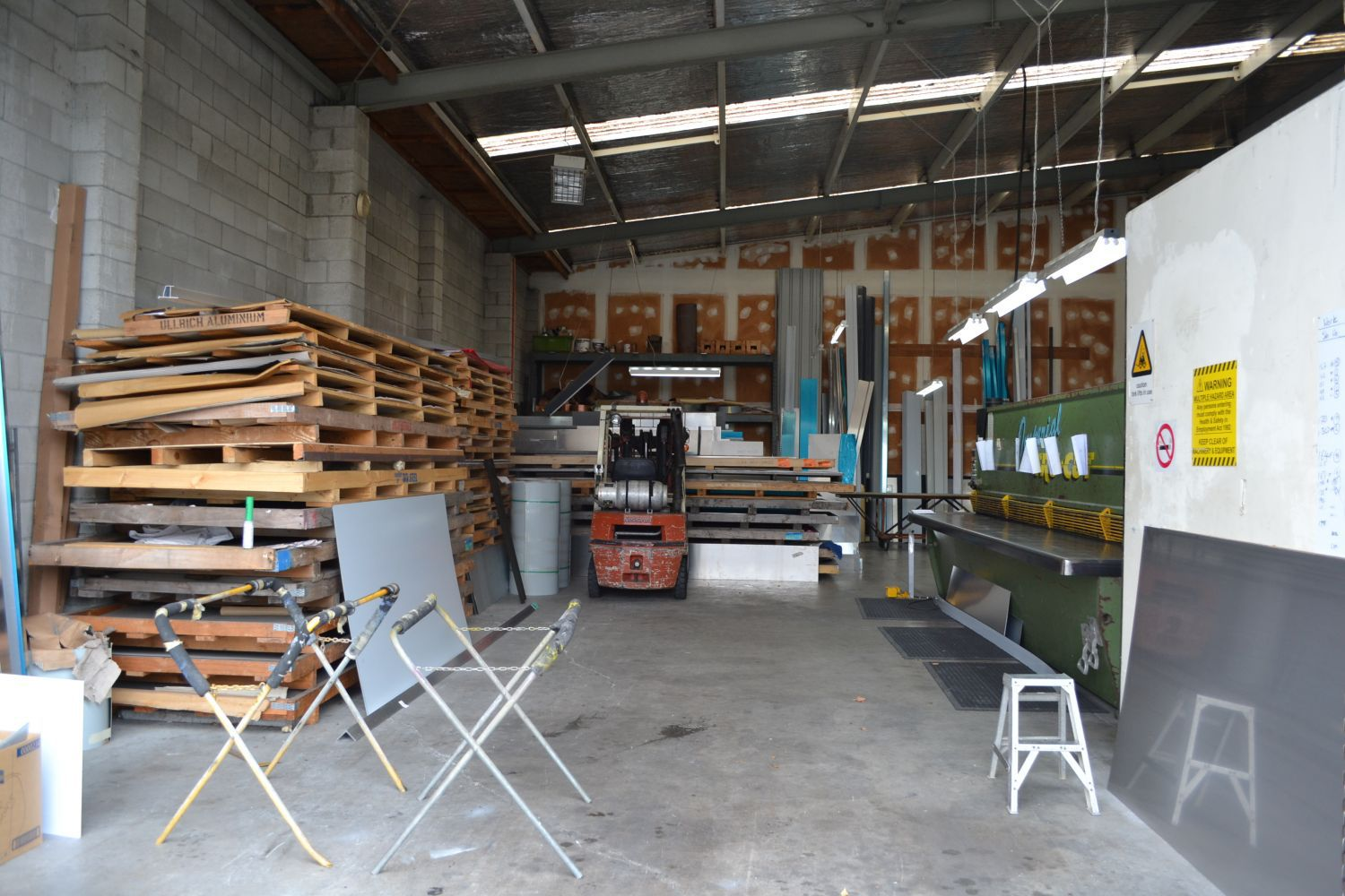 Our Auckland sheet metal products factory