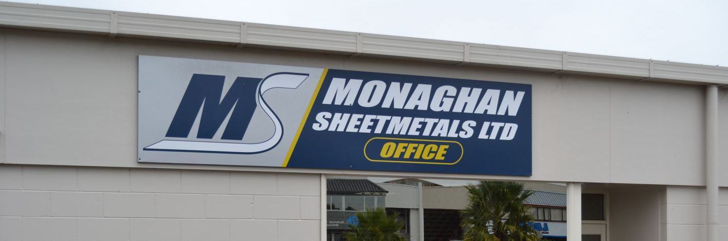 Sheet metal manufacturing underway in Auckland