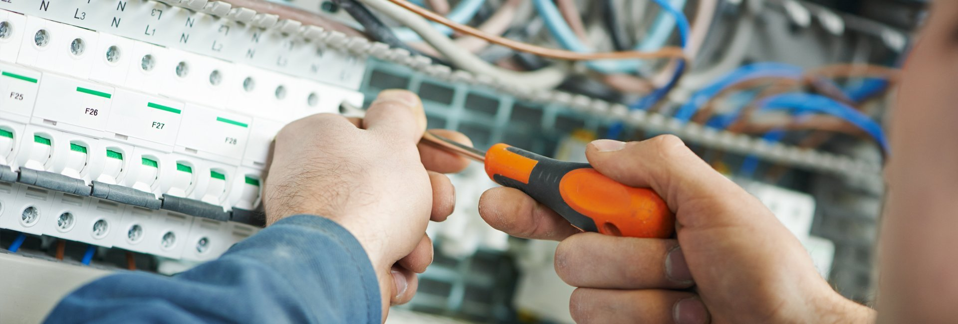 Electrical servicing