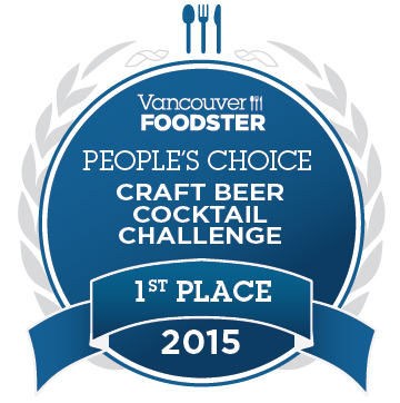 Vancouver Foodster 1st place