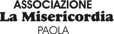 ASSOCIAZIONE LA MISERICORDIA PAOLA-Logo