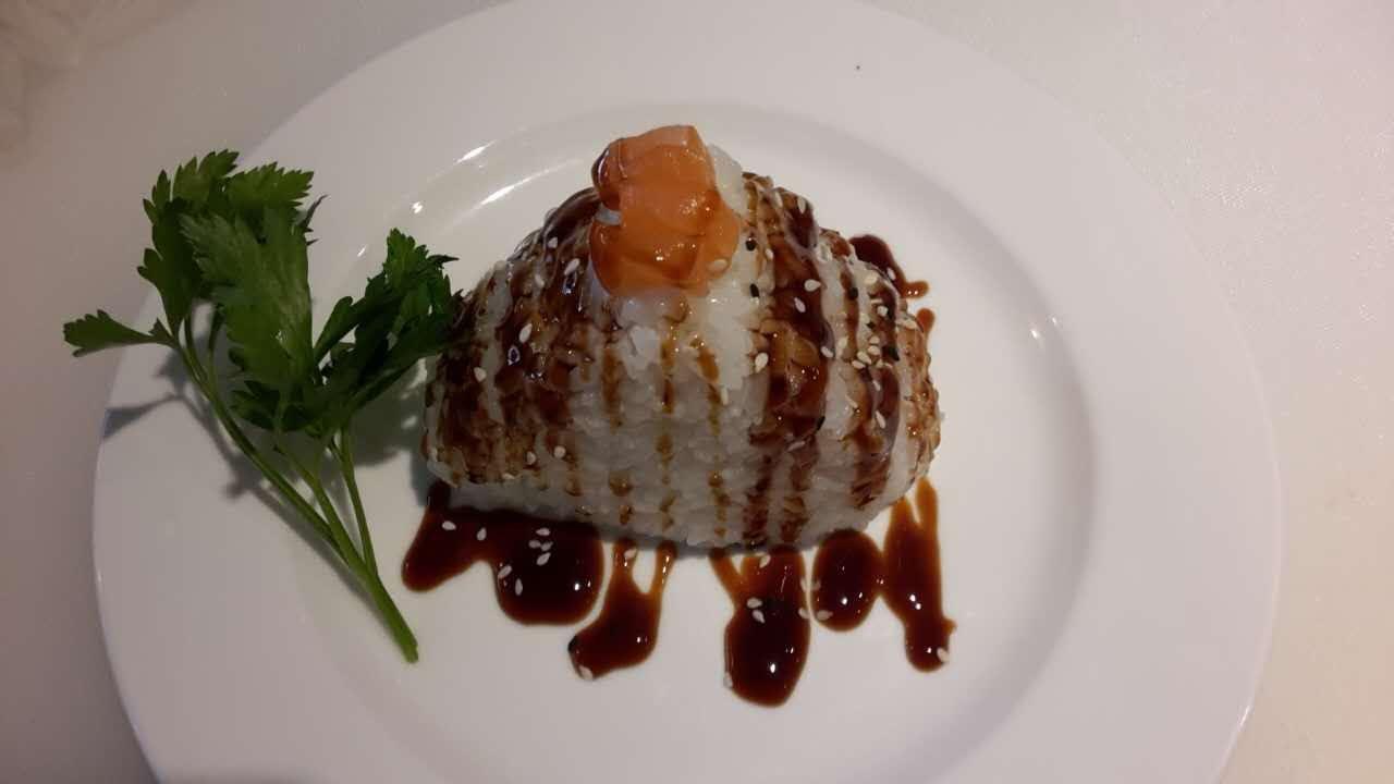 il sushi giapponese a prato