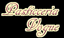 Logo Pasticceria Vogue