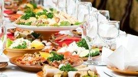 buffet, servizi personalizzati, feste