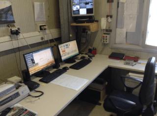 Uffici Seges calcestruzzi