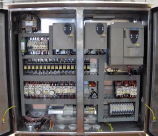 quadri elettrici per sollevamento