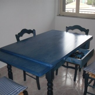 tavolo in frassino
