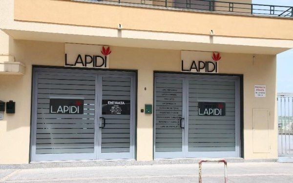 Lapidi laboratorio