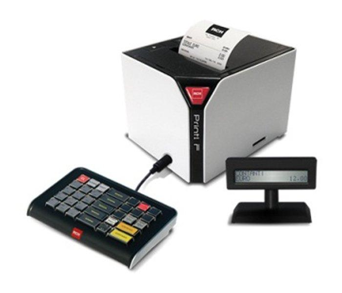 stampante misuratore fiscale