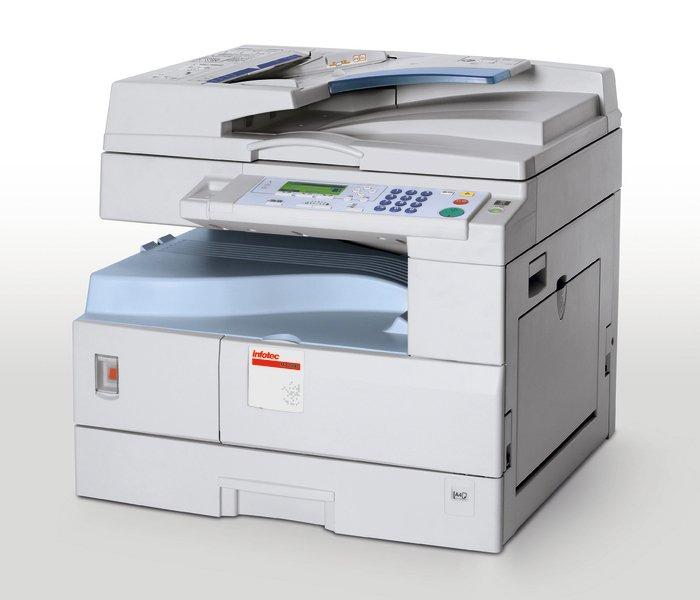 scanner e stampante