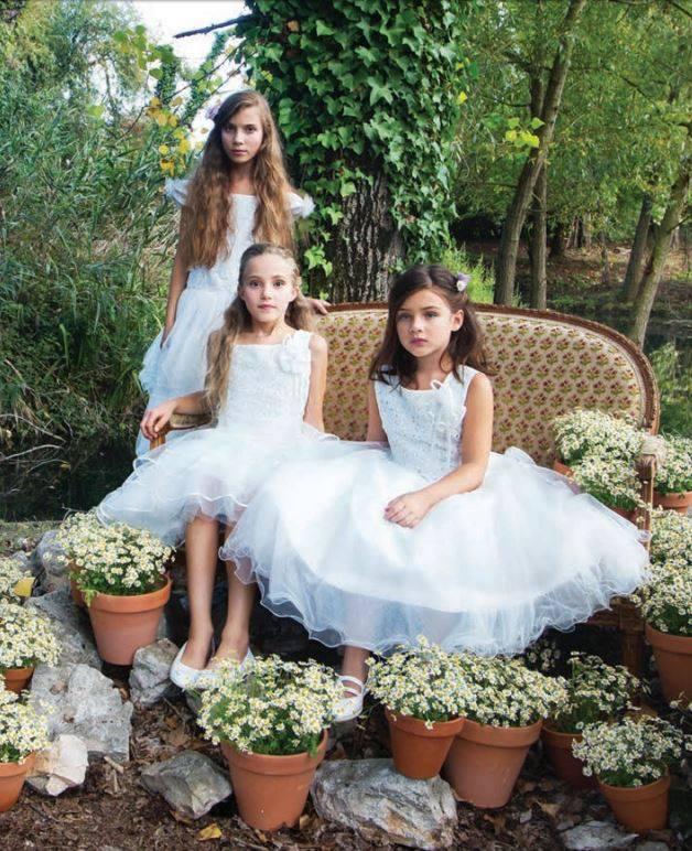 abiti cerimonia bambina