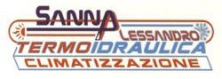 Termoidraulica Sanna caldaie e videoispezioni - Logo