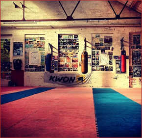 Boxing gym in Cardiff