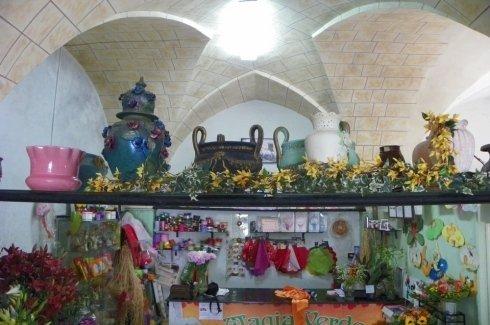 alcune tipologie di vasi per fiori