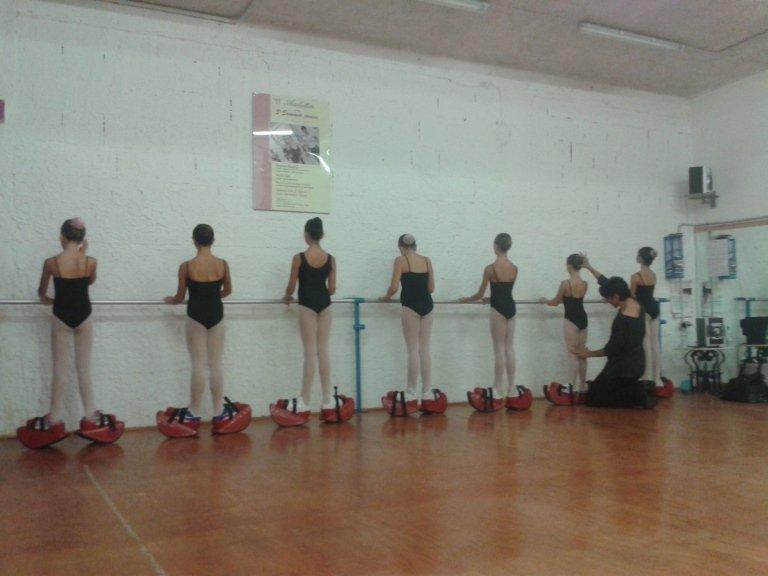 danza stretch