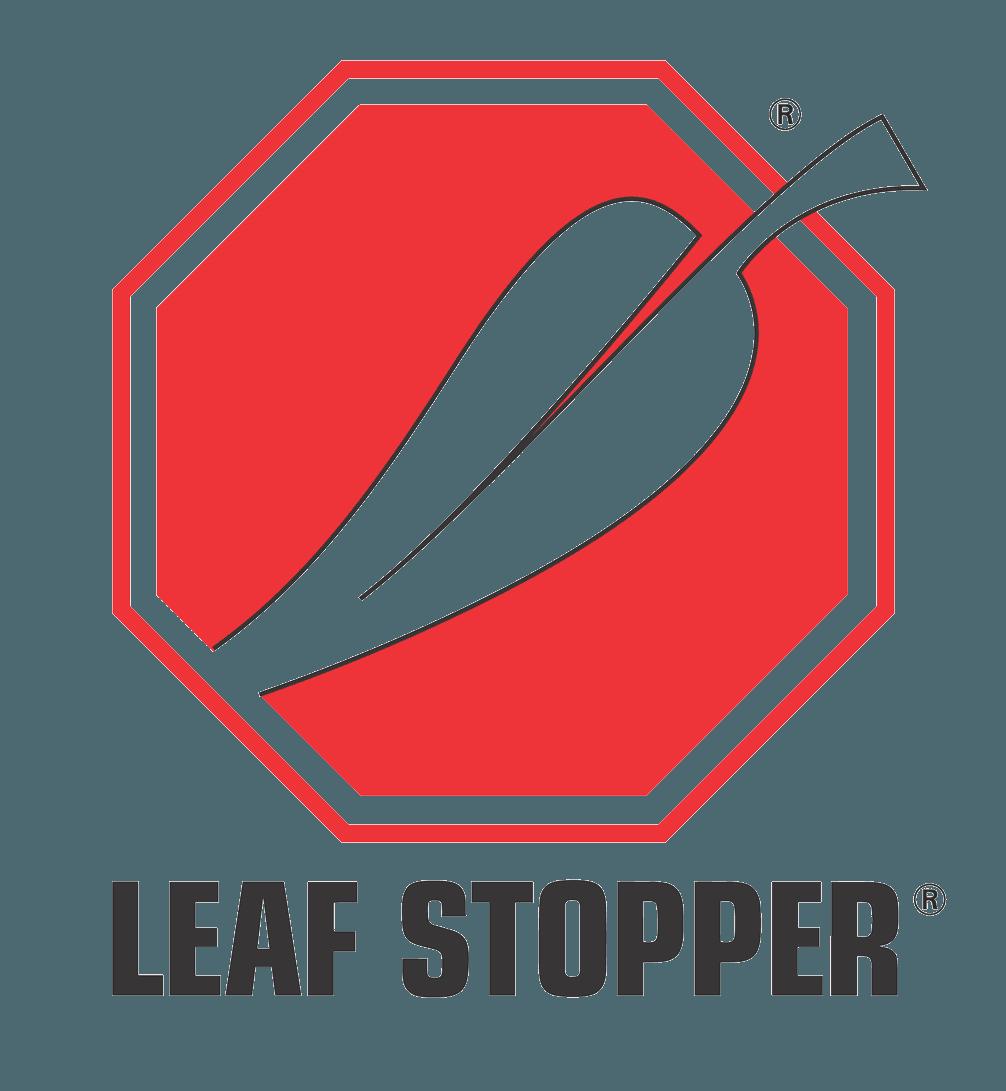 Leaf stopper logo