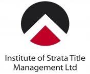 Institute of strata title management logo