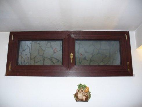 Infissi in pvc pomezia ideal tecnodomus - Bocca di lupo finestra ...