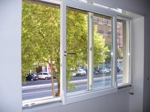 Finestra scorrevole parallela PVC