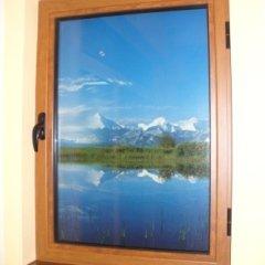 Finestra alluminio taglio termico effetto legno