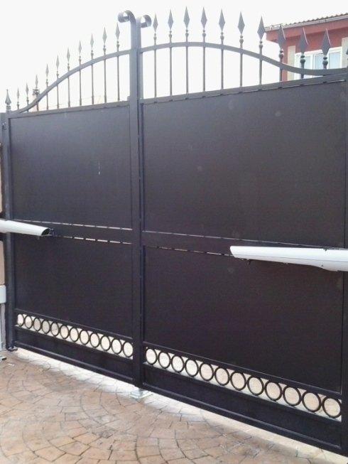 Cancello automatico