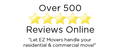 EZ movers Reviews