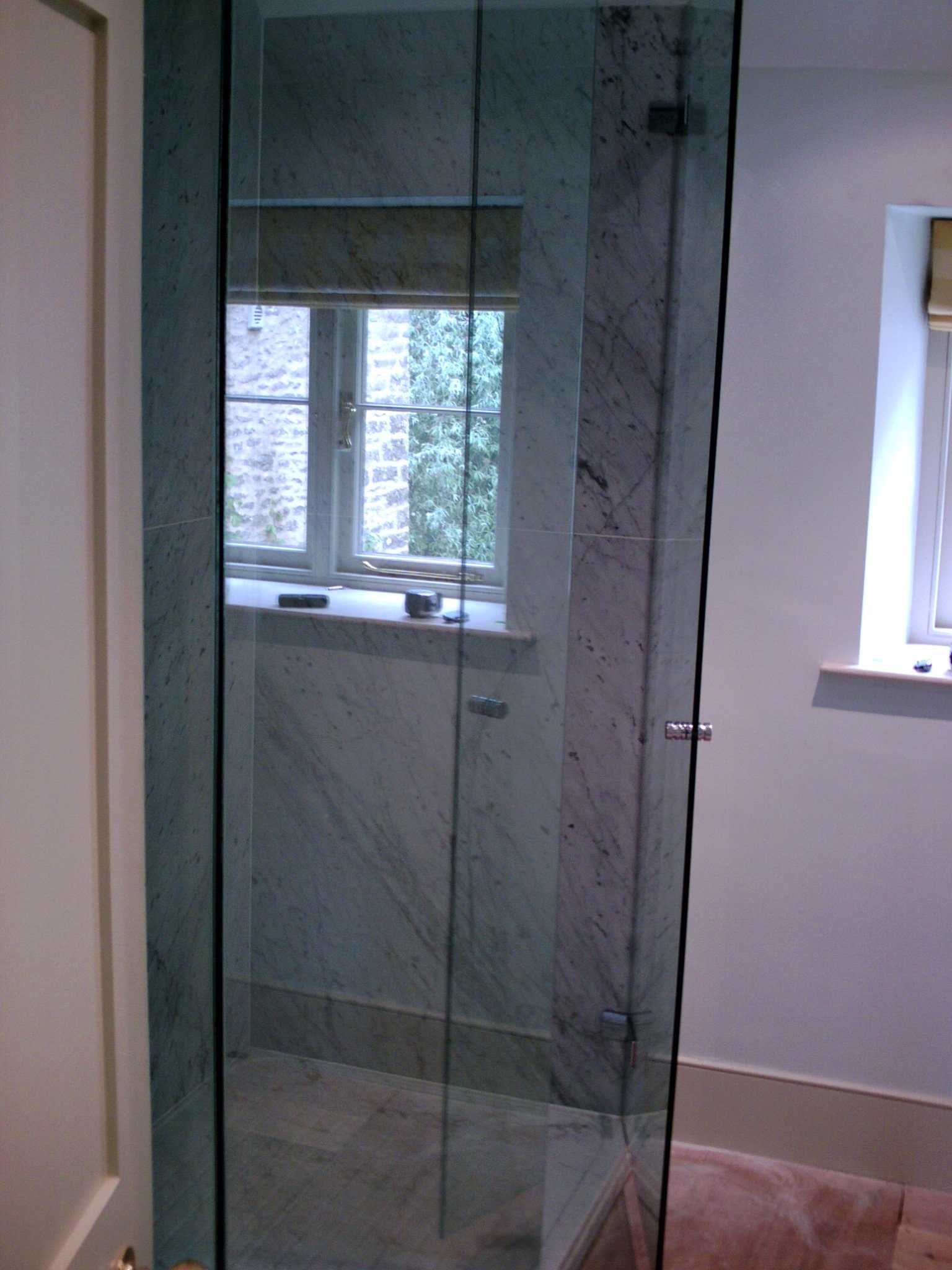 Bespoke glass design