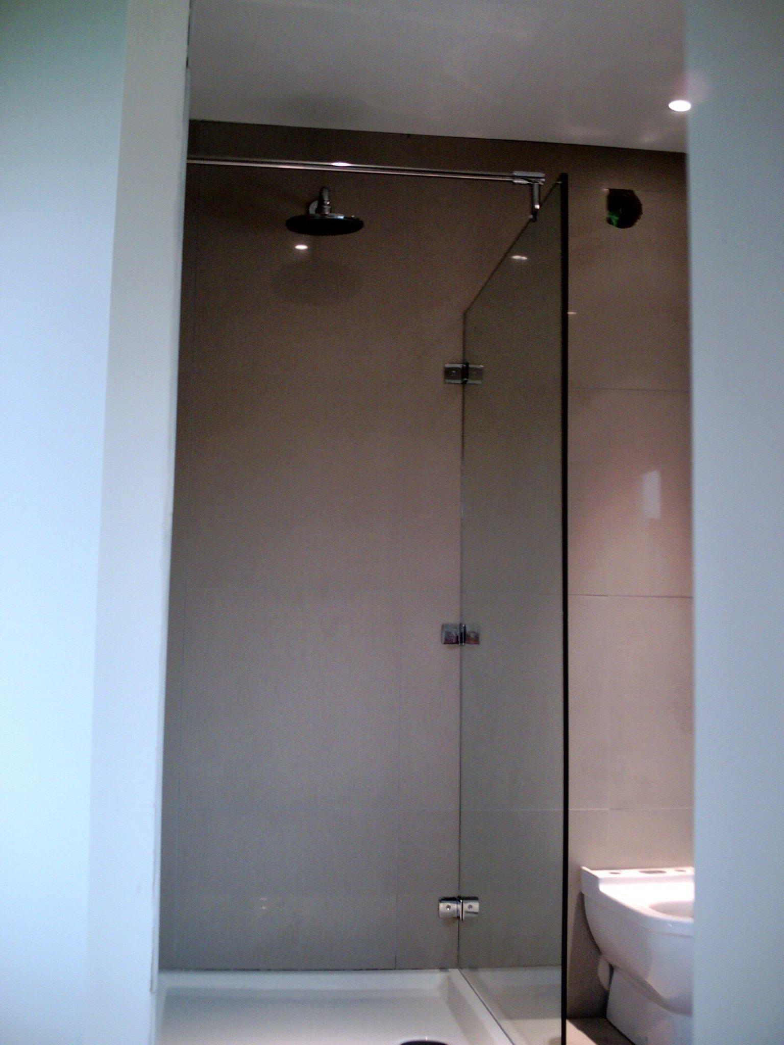 Quality shower glass
