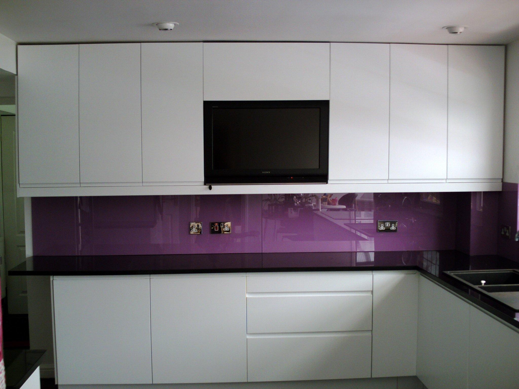 Kitchen worktop installers