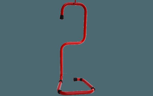 base portaestintori rossa