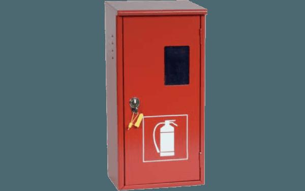 cassetta porta estintore