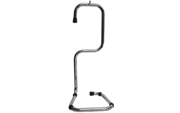 base portaestintori acciaio