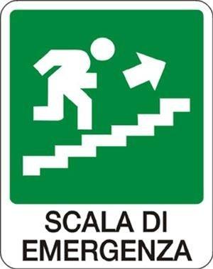 scala di emergenza