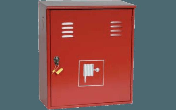 cassetta idrante rossa