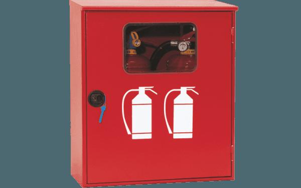 cassetta porta estintori