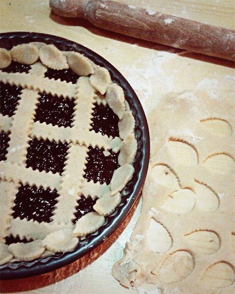Crostata al cioccolato a Terni