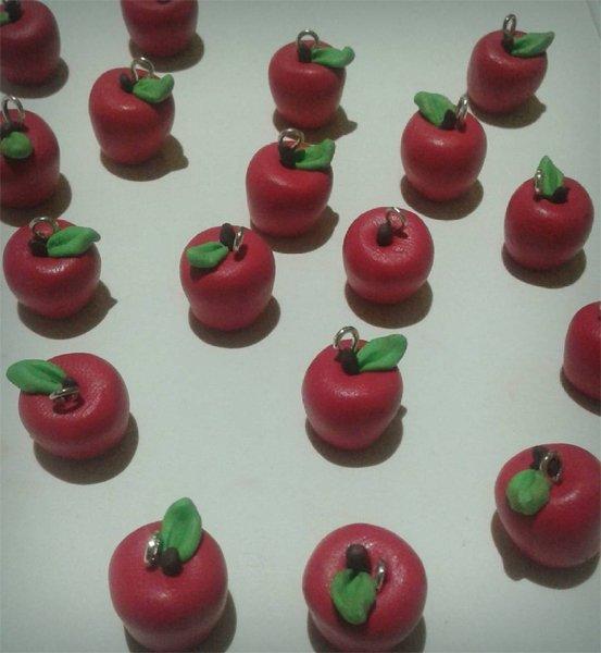 Dolci nella forma di mele a Terni