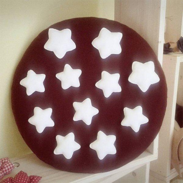 Cuscino pan di stelle a Terni