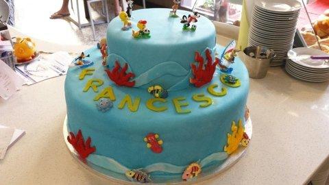 torta compleanno per bambini